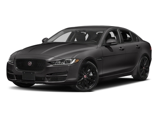 Ammonite Gray Metallic 2017 Jaguar XE Pictures XE Sedan 4D 25t Premium I4 Turbo photos front view