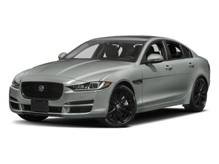 Osmium Metallic 2017 Jaguar XE Pictures XE Sedan 4D 25t Premium I4 Turbo photos front view