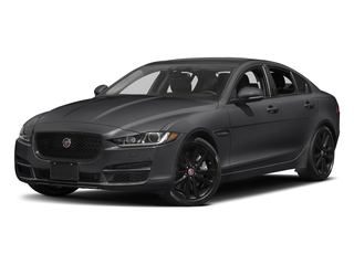 Storm Gray 2017 Jaguar XE Pictures XE Sedan 4D 25t Premium I4 Turbo photos front view
