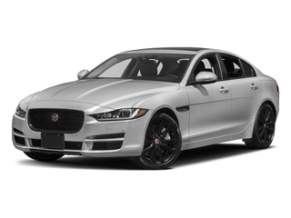 Gallum Silver 2017 Jaguar XE Pictures XE Sedan 4D 25t Premium I4 Turbo photos front view