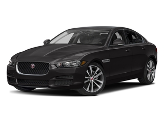 Black Cherry 2017 Jaguar XE Pictures XE Sedan 4D 20d Prestige I4 AWD T-Dsl photos front view
