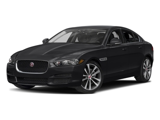 Ebony 2017 Jaguar XE Pictures XE Sedan 4D 20d AWD I4 T-Diesel photos front view