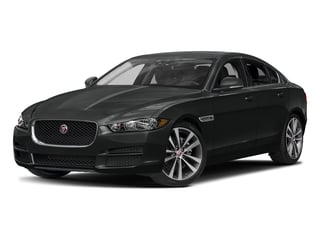 Cosmic Black 2017 Jaguar XE Pictures XE Sedan 4D 20d Prestige I4 AWD T-Dsl photos front view