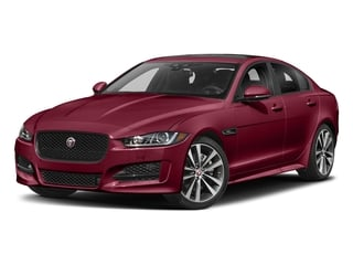 Odyssey Red Metallic 2017 Jaguar XE Pictures XE 20d R-Sport AWD photos front view