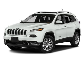 Bright White Clearcoat 2017 Jeep Cherokee Pictures Cherokee 75th Anniversary Edition FWD *Ltd Avail* photos front view