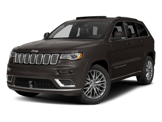 Walnut Brown Metallic Clearcoat 2017 Jeep Grand Cherokee Pictures Grand Cherokee Summit 4x2 photos front view