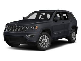 Rhino Clearcoat 2017 Jeep Grand Cherokee Pictures Grand Cherokee Utility 4D Altitude 2WD photos front view