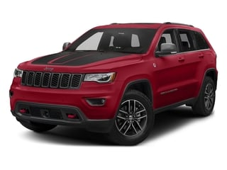 Redline 2 Coat Pearl 2017 Jeep Grand Cherokee Pictures Grand Cherokee Utility 4D Trailhawk 4WD photos front view
