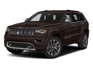 Luxury Brown Pearlcoat 2017 Jeep Grand Cherokee Pictures Grand Cherokee Utility 4D Overland 4WD T-Dsl photos front view