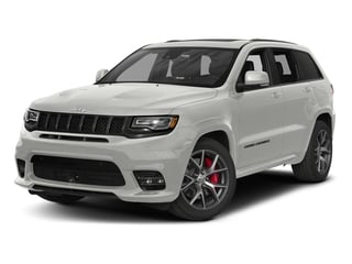 Ivory 3-Coat 2017 Jeep Grand Cherokee Pictures Grand Cherokee SRT 4x4 photos front view