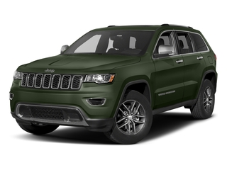 Recon Green Clearcoat 2017 Jeep Grand Cherokee Pictures Grand Cherokee Limited 75th Anniversary Edition 4x2 *Ltd Avail* photos front view