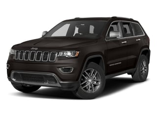 Walnut Brown Metallic Clearcoat 2017 Jeep Grand Cherokee Pictures Grand Cherokee Utility 4D Limited 2WD T-Dsl photos front view