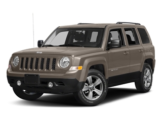 Mojave Sand Clearcoat 2017 Jeep Patriot Pictures Patriot Utility 4D Sport 2WD I4 photos front view