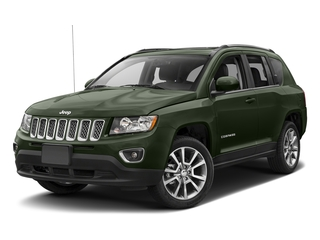 Recon Green Clearcoat 2017 Jeep Compass Pictures Compass 75th Anniversary Edition FWD *Ltd Avail* photos front view