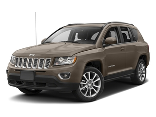Mojave Sand Clearcoat 2017 Jeep Compass Pictures Compass Utility 4D Sport 4WD photos front view