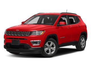 Spitfire Orange Clearcoat 2017 Jeep Compass Pictures Compass Sport 4x4 photos front view