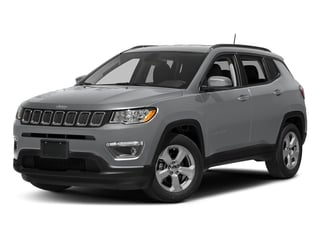 Billet Silver Metallic Clearcoat 2017 Jeep Compass Pictures Compass Latitude FWD photos front view