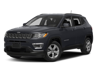 Rhino Clearcoat 2017 Jeep Compass Pictures Compass Utility 4D Limited 4WD I4 photos front view