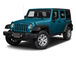 Chief Clearcoat 2017 Jeep Wrangler Unlimited Pictures Wrangler Unlimited Rubicon Recon 4x4 photos front view