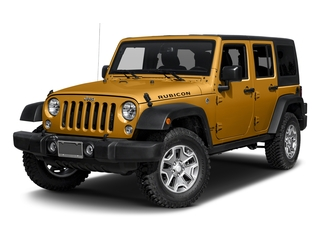 Gobi Clearcoat 2017 Jeep Wrangler Unlimited Pictures Wrangler Unlimited Rubicon Recon 4x4 photos front view