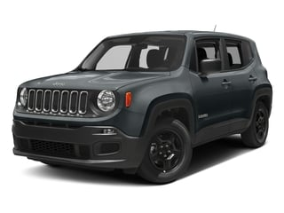 Anvil 2017 Jeep Renegade Pictures Renegade Sport 4x4 photos front view
