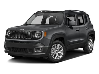 Granite Crystal Metallic Clearcoat 2017 Jeep Renegade Pictures Renegade Utility 4D Latitude AWD photos front view