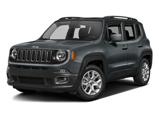 Anvil 2017 Jeep Renegade Pictures Renegade Altitude FWD photos front view