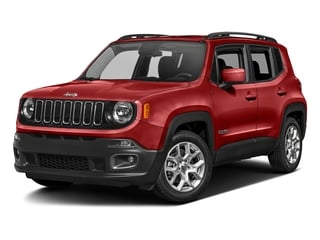 Colorado Red 2017 Jeep Renegade Pictures Renegade Utility 4D Latitude AWD photos front view