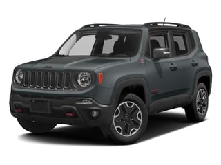 Anvil 2017 Jeep Renegade Pictures Renegade Utility 4D Trailhawk AWD photos front view