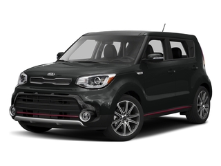 Shadow Black 2017 Kia Soul Pictures Soul ! Auto photos front view