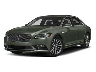 Jade Green Metallic 2017 Lincoln Continental Pictures Continental Sedan 4D Livery photos front view