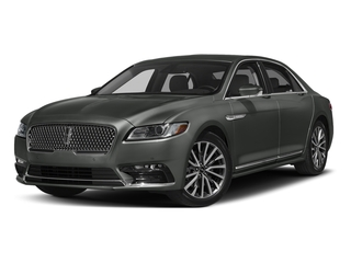 Magnetic Gray Metallic 2017 Lincoln Continental Pictures Continental Sedan 4D Livery photos front view