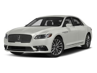 White Platinum Tri-Coat 2017 Lincoln Continental Pictures Continental Sedan 4D Black Label AWD V6 Turbo photos front view