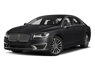 Black Velvet 2017 Lincoln MKZ Pictures MKZ Sedan 4D Select I4 Hybrid photos front view