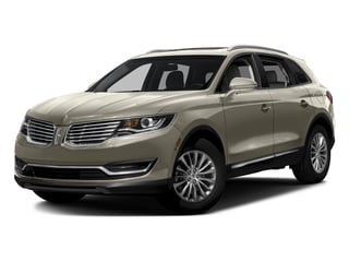 Luxe Metallic 2017 Lincoln MKX Pictures MKX Util 4D Premiere EcoBoost AWD V6 photos front view