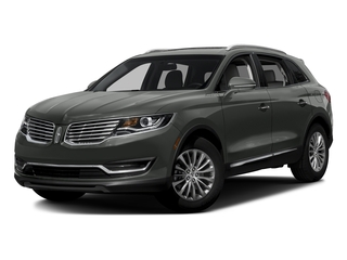 Magnetic Gray Metallic 2017 Lincoln MKX Pictures MKX Util 4D Reserve EcoBoost 2WD V6 photos front view