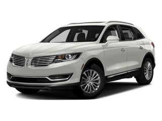 White Platinum Metallic Tri-Coat 2017 Lincoln MKX Pictures MKX Util 4D Premiere EcoBoost AWD V6 photos front view