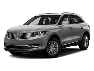 Ingot Silver Metallic 2017 Lincoln MKX Pictures MKX Util 4D Premiere EcoBoost AWD V6 photos front view