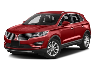 Chroma Flame Red Premium Metallic (Chromoflare) 2017 Lincoln MKC Pictures MKC Utility 4D Black Label 2WD I4 Turbo photos front view