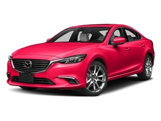 Soul Red Metallic 2017 Mazda Mazda6 Pictures Mazda6 Grand Touring Auto photos front view