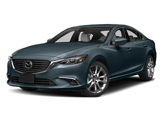 Blue Reflex Mica 2017 Mazda Mazda6 Pictures Mazda6 Sedan 4D GT Premium I4 photos front view