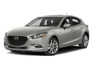 Sonic Silver Metallic 2017 Mazda Mazda3 5-Door Pictures Mazda3 5-Door Wagon 5D Touring 2.5L I4 photos front view