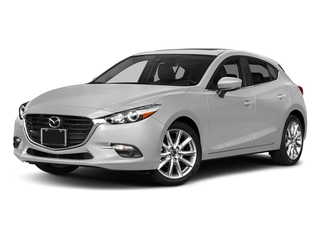 Snowflake White Pearl Mica 2017 Mazda Mazda3 5-Door Pictures Mazda3 5-Door Wagon 5D Grand Touring photos front view