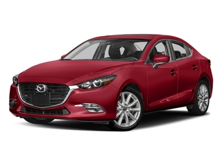 Soul Red Metallic 2017 Mazda Mazda3 4-Door Pictures Mazda3 4-Door Sedan 4D Grand Touring photos front view
