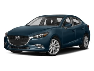 Deep Crystal Blue Mica 2017 Mazda Mazda3 4-Door Pictures Mazda3 4-Door Sedan 4D Grand Touring photos front view