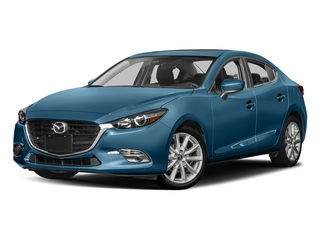Eternal Blue Mica 2017 Mazda Mazda3 4-Door Pictures Mazda3 4-Door Sedan 4D Grand Touring photos front view