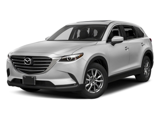 Snowflake White Pearl Mica 2017 Mazda CX-9 Pictures CX-9 Utility 4D Touring 2WD I4 photos front view