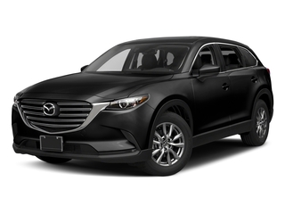 Jet Black Mica 2017 Mazda CX-9 Pictures CX-9 Utility 4D Touring 2WD I4 photos front view