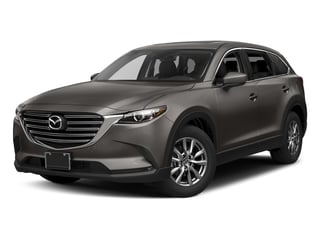 Titanium Flash Mica 2017 Mazda CX-9 Pictures CX-9 Utility 4D Touring 2WD I4 photos front view