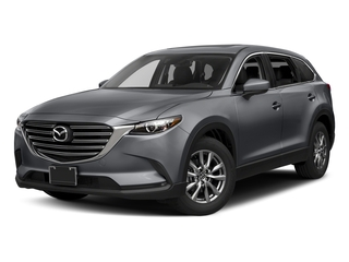 Machine Gray Metallic 2017 Mazda CX-9 Pictures CX-9 Utility 4D Touring 2WD I4 photos front view